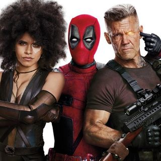 #171: Deadpool 2, The Walking Dead, Lost in Space & more!