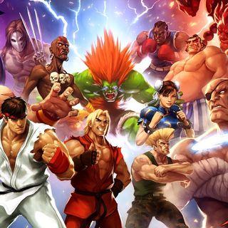 CYBERNEWS14 la historia de Street Fighter y Animes para enamorados