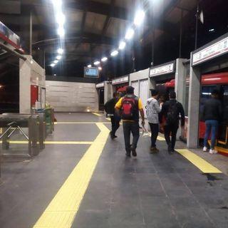 Reabren metrobus Insurgentes