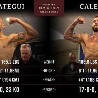 PBC On Fsi IBF Super-Middleweight Fight Jose Uzcategui-Caleb Plant