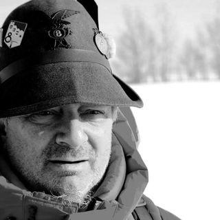 Davide Mazzocato - un Alpino in Russia