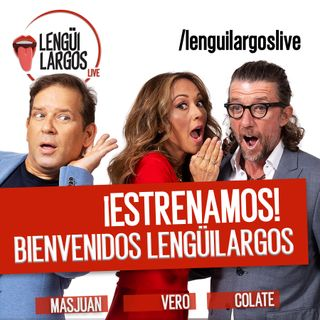 ¡ESTRENAMOS! Bienvenidos Lengüilargos!!