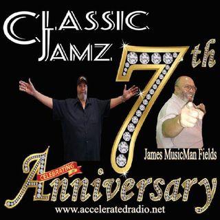 Classic Jamz *7th Anniversary* 2/27/21