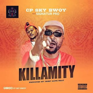 Cp sky bwoy ft Signature pro (Killamity official audio)