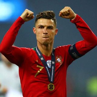 Nations League: vittoria e record per CR7 con il Portogallo
