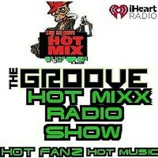 HOT MIXX THE GROOVE RADIO SHOW