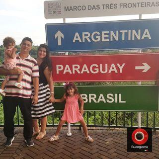 #91 Si, viaggiare - Nos 4 viajando da Mantova all'Europa, i viaggi di una famiglia del Minas Gerais.