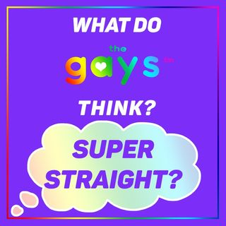 Super Straight, Super Gay, and Blue Anon - Can we not?