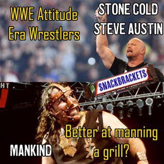 E18 - WWE Attitude Era Wrestlers w/The Culture Marauders : Chest Bumpin', Baby Oil Rubbin'