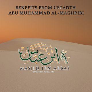 Importance of Aqeedah Class #15 - Abu Muhammad Al-Maghribi
