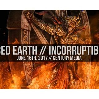 Metal Hammer of Doom: Iced Earth - Incorruptible