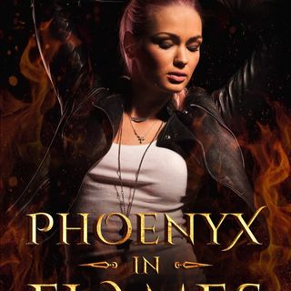 """Phoeynx In Flames"" by Daisy St. James"