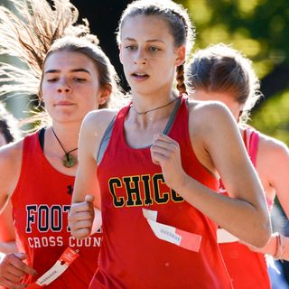 Sophie Sims off to a quick start for Chico cross-country team