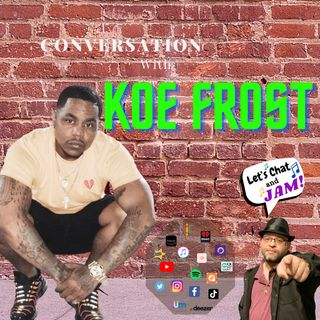 A Conversation With Koe Frost