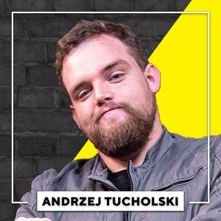 2. Andrzej Tucholski - psycholog biznesu, twórca internetowy