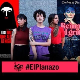 Carne Cruda - Reinas del grito: chicas, cine de terror y punk rock (PLANAZO #811)