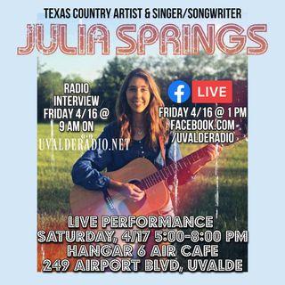 Julia Springs