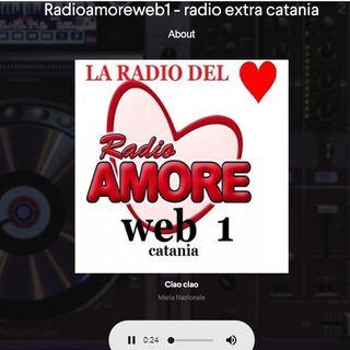 stacco radioamoreweb1 extra catania radio zeno.fm
