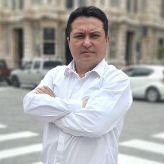 El candidato: Marcos Guerra, Ecuatoriano Unido