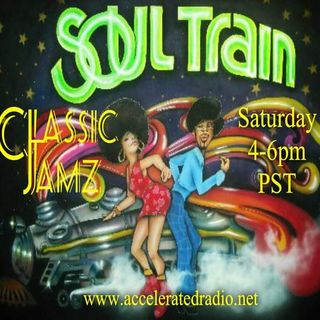Classic Jamz *Soul Train Tribute* 2/1/2020