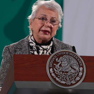 Sánchez Cordero llama al INE y a Morena a mantener la legalidad