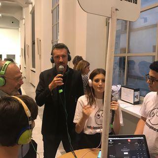 #FestivalDellaParola2019 Andrea Scanzi e Massimo Bernardini
