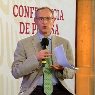 En México ya hay en 19 mil 224 personas contagiadas por covid-19