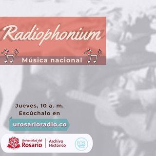 Radiophonium presenta música nacional