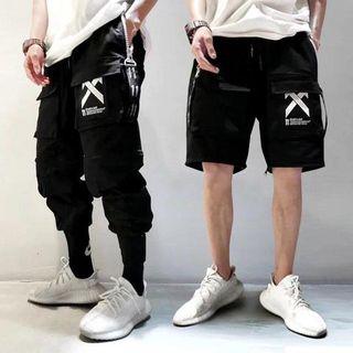 Techwear - Cargo Pants Fashion