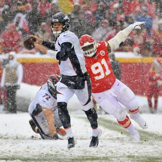 HU #380: Gut Reaction | Broncos Fall Hard to the Chiefs in the Snow | What it All Means