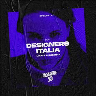 Millennium Bug V con Designers Italia