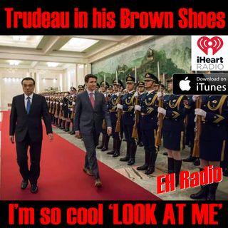 Morning Moment Trudeau embarrasses Canada again Dec 7 2017