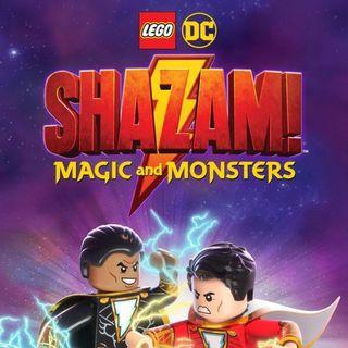 Lego: Shazam! Magia y monstruos