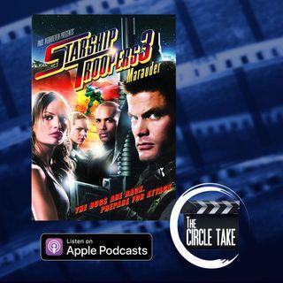 101 Ed Neumeier – Starship Troopers Three: Marauder