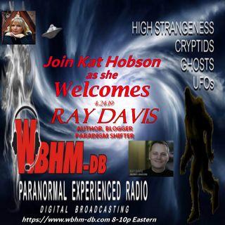 Ray Davis 4.24.19