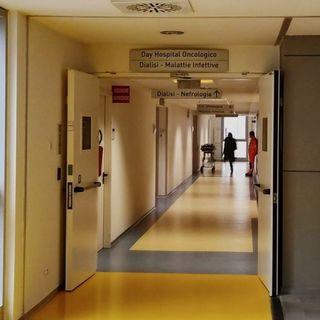"""Ospedale di Santorso sempre più covid-free: """"liberati"""" altri 20 posti letto"""