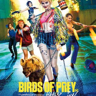 Birds of Prey Review! With co-host Tim Cuff!