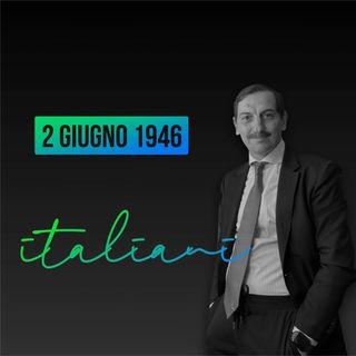 Italiani- 2 giugno 1946
