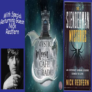 Nick Redfern Talks Slenderman Mysteries on MMC