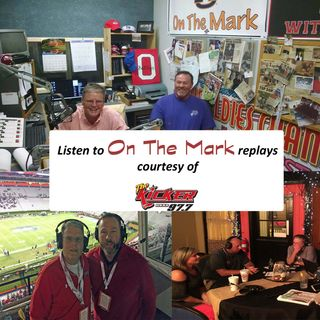 On The Mark with D Mark Mitchell and Jeff Sasser - November 13, 2018