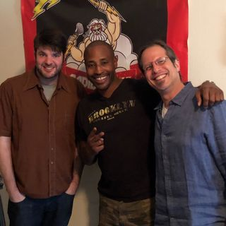 SUPERSTAR COMIC DWAYNE PERKINS GIVES US AWFUL STORIES FROM ALL OVER AMERICA!