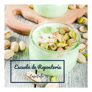 11. ENTREVISTA: Repostería vegana