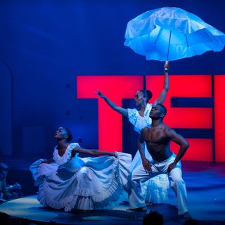 Revelations from a lifetime of dance   Judith Jamison and members of the Alvin Ailey American Dance Theater
