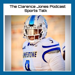 TCJ Podcast 267 NFL 2021 Draft Prospect / Fayetteville State DE LAWRENCE WILLIAMS Interview