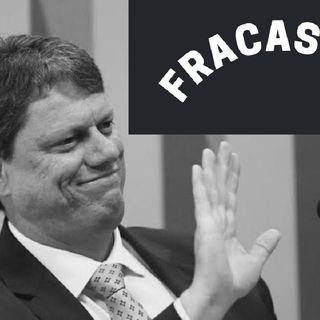 Greve dos caminhoneiros fracassou por uso político, diz ministro Tarcísio