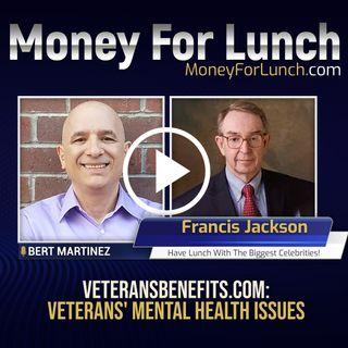 Francis Jackson - VeteransBenefits.com: Veterans' Mental Health Issues