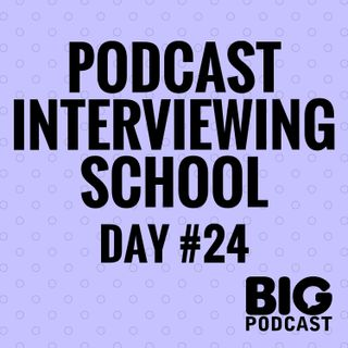 Day 24 - Why You Should ALWAYS Edit Podcast Interviews