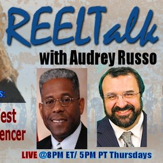 REELTalk: Chairman of the Texas GOP, Allen West and author of Rating America's Presidents, Robert Spencer