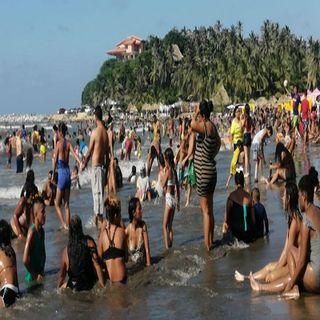 Medidas de control al aforo en playas