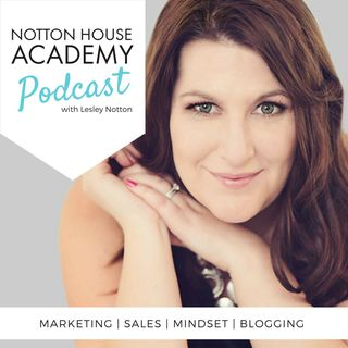 008 - An Entrepreneurs Journey from the House of Commons to Running Multiple Businesses with Sally Marshall